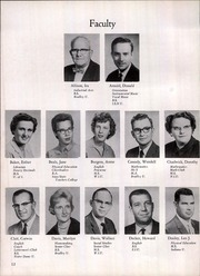 Page 16, 1962 Edition, East Peoria Community High School - Epoch Yearbook (East Peoria, IL) online yearbook collection