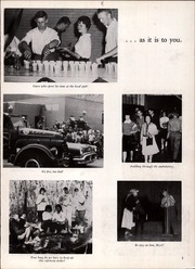 Page 7, 1962 Edition, East Peoria Community High School - Epoch Yearbook (East Peoria, IL) online yearbook collection
