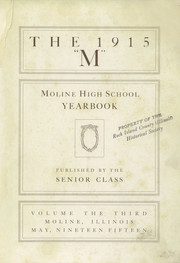 Page 5, 1915 Edition, Moline High School - M Yearbook (Moline, IL) online yearbook collection
