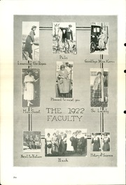 Page 10, 1922 Edition, Moline High School - M Yearbook (Moline, IL) online yearbook collection