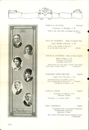 Page 12, 1922 Edition, Moline High School - M Yearbook (Moline, IL) online yearbook collection