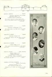 Page 13, 1922 Edition, Moline High School - M Yearbook (Moline, IL) online yearbook collection