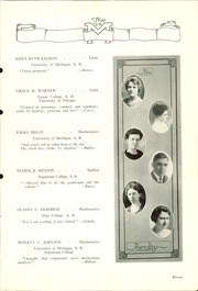 Page 15, 1922 Edition, Moline High School - M Yearbook (Moline, IL) online yearbook collection