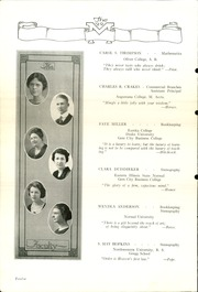 Page 16, 1922 Edition, Moline High School - M Yearbook (Moline, IL) online yearbook collection
