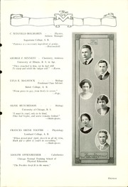 Page 17, 1922 Edition, Moline High School - M Yearbook (Moline, IL) online yearbook collection