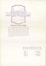Page 10, 1931 Edition, Moline High School - M Yearbook (Moline, IL) online yearbook collection