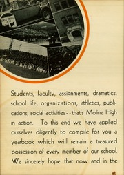 Page 6, 1934 Edition, Moline High School - M Yearbook (Moline, IL) online yearbook collection
