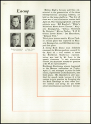 Page 12, 1936 Edition, Moline High School - M Yearbook (Moline, IL) online yearbook collection