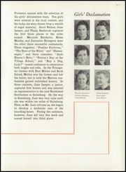 Page 13, 1936 Edition, Moline High School - M Yearbook (Moline, IL) online yearbook collection