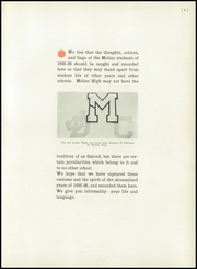 Page 7, 1936 Edition, Moline High School - M Yearbook (Moline, IL) online yearbook collection