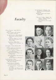 Page 14, 1937 Edition, Moline High School - M Yearbook (Moline, IL) online yearbook collection