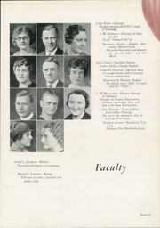 Page 15, 1937 Edition, Moline High School - M Yearbook (Moline, IL) online yearbook collection