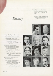 Page 16, 1937 Edition, Moline High School - M Yearbook (Moline, IL) online yearbook collection