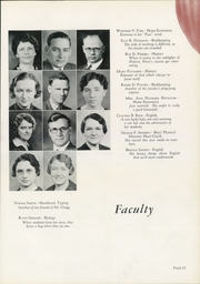 Page 17, 1937 Edition, Moline High School - M Yearbook (Moline, IL) online yearbook collection
