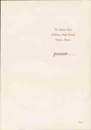Page 5, 1937 Edition, Moline High School - M Yearbook (Moline, IL) online yearbook collection