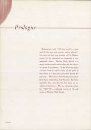 Page 8, 1937 Edition, Moline High School - M Yearbook (Moline, IL) online yearbook collection