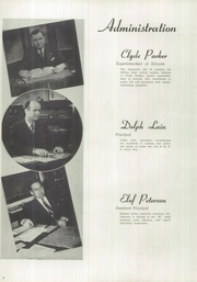 Page 12, 1945 Edition, Moline High School - M Yearbook (Moline, IL) online yearbook collection