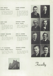 Page 15, 1945 Edition, Moline High School - M Yearbook (Moline, IL) online yearbook collection