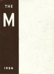 Page 1, 1954 Edition, Moline High School - M Yearbook (Moline, IL) online yearbook collection