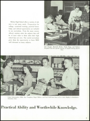 Page 11, 1954 Edition, Moline High School - M Yearbook (Moline, IL) online yearbook collection