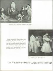 Page 12, 1954 Edition, Moline High School - M Yearbook (Moline, IL) online yearbook collection