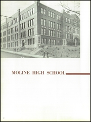 Page 6, 1954 Edition, Moline High School - M Yearbook (Moline, IL) online yearbook collection