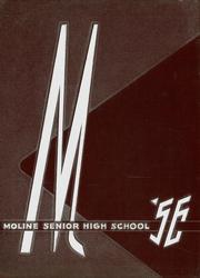 Page 1, 1956 Edition, Moline High School - M Yearbook (Moline, IL) online yearbook collection