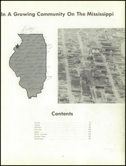 Page 7, 1956 Edition, Moline High School - M Yearbook (Moline, IL) online yearbook collection