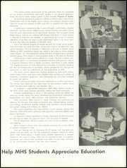 Page 9, 1956 Edition, Moline High School - M Yearbook (Moline, IL) online yearbook collection