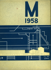 1958 Edition, Moline High School - M Yearbook (Moline, IL)