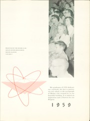 Page 5, 1959 Edition, Moline High School - M Yearbook (Moline, IL) online yearbook collection