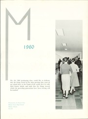 Page 7, 1960 Edition, Moline High School - M Yearbook (Moline, IL) online yearbook collection