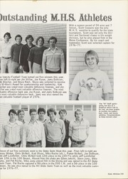 Page 199, 1977 Edition, Moline High School - M Yearbook (Moline, IL) online yearbook collection