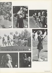 Page 213, 1977 Edition, Moline High School - M Yearbook (Moline, IL) online yearbook collection
