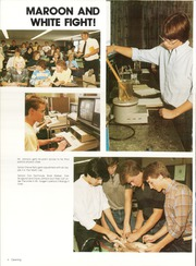 Page 10, 1984 Edition, Moline High School - M Yearbook (Moline, IL) online yearbook collection