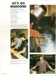Page 8, 1984 Edition, Moline High School - M Yearbook (Moline, IL) online yearbook collection