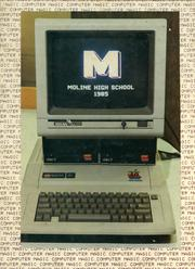 1985 Edition, Moline High School - M Yearbook (Moline, IL)