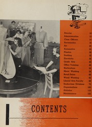 Page 10, 1952 Edition, Chicago Vocational High School - Technician Yearbook (Chicago, IL) online yearbook collection