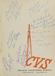 Page 5, 1952 Edition, Chicago Vocational High School - Technician Yearbook (Chicago, IL) online yearbook collection