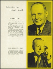 Page 11, 1954 Edition, Chicago Vocational High School - Technician Yearbook (Chicago, IL) online yearbook collection