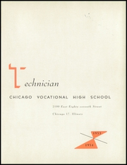 Page 5, 1954 Edition, Chicago Vocational High School - Technician Yearbook (Chicago, IL) online yearbook collection