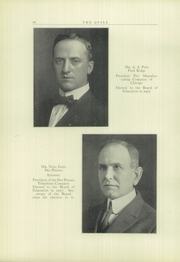 Page 14, 1924 Edition, Maine East High School - Lens Yearbook (Park Ridge, IL) online yearbook collection