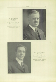 Page 15, 1924 Edition, Maine East High School - Lens Yearbook (Park Ridge, IL) online yearbook collection