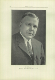 Page 16, 1924 Edition, Maine East High School - Lens Yearbook (Park Ridge, IL) online yearbook collection