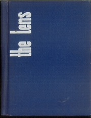 1937 Edition, Maine East High School - Lens Yearbook (Park Ridge, IL)