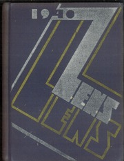 1940 Edition, Maine East High School - Lens Yearbook (Park Ridge, IL)