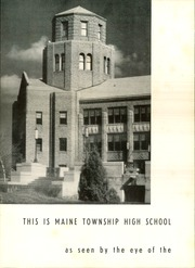 Page 6, 1940 Edition, Maine East High School - Lens Yearbook (Park Ridge, IL) online yearbook collection