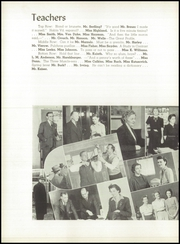 Page 12, 1943 Edition, Maine East High School - Lens Yearbook (Park Ridge, IL) online yearbook collection