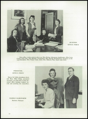 Page 14, 1946 Edition, Maine East High School - Lens Yearbook (Park Ridge, IL) online yearbook collection