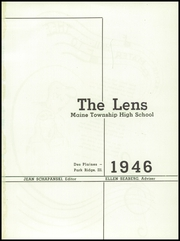 Page 5, 1946 Edition, Maine East High School - Lens Yearbook (Park Ridge, IL) online yearbook collection